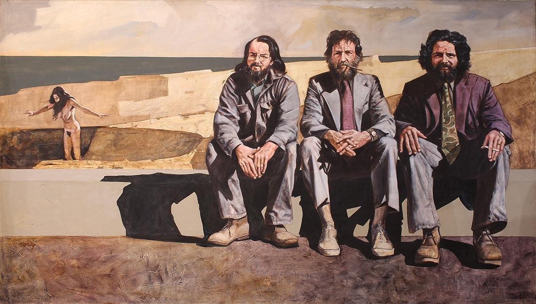 Painting, John Hardy