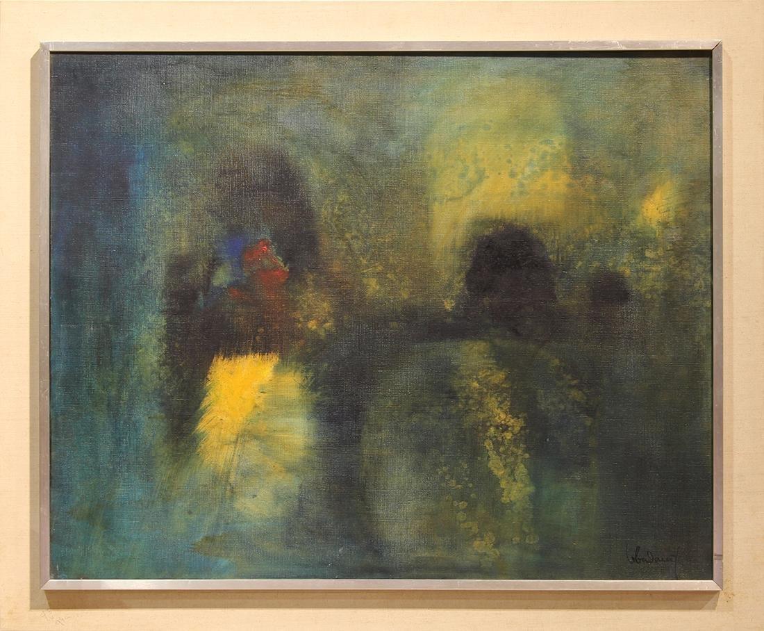 Painting, Lebadang - 2