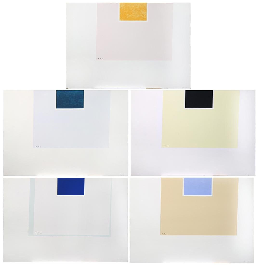 Prints, Robert Motherwell, London Series II