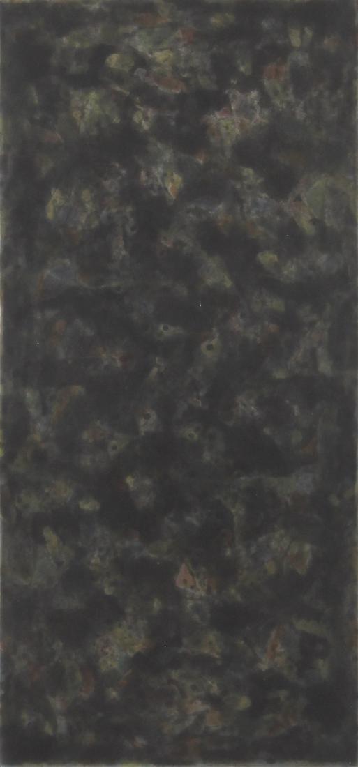 Print, Sol LeWitt, Color & Black 30 x 20/3