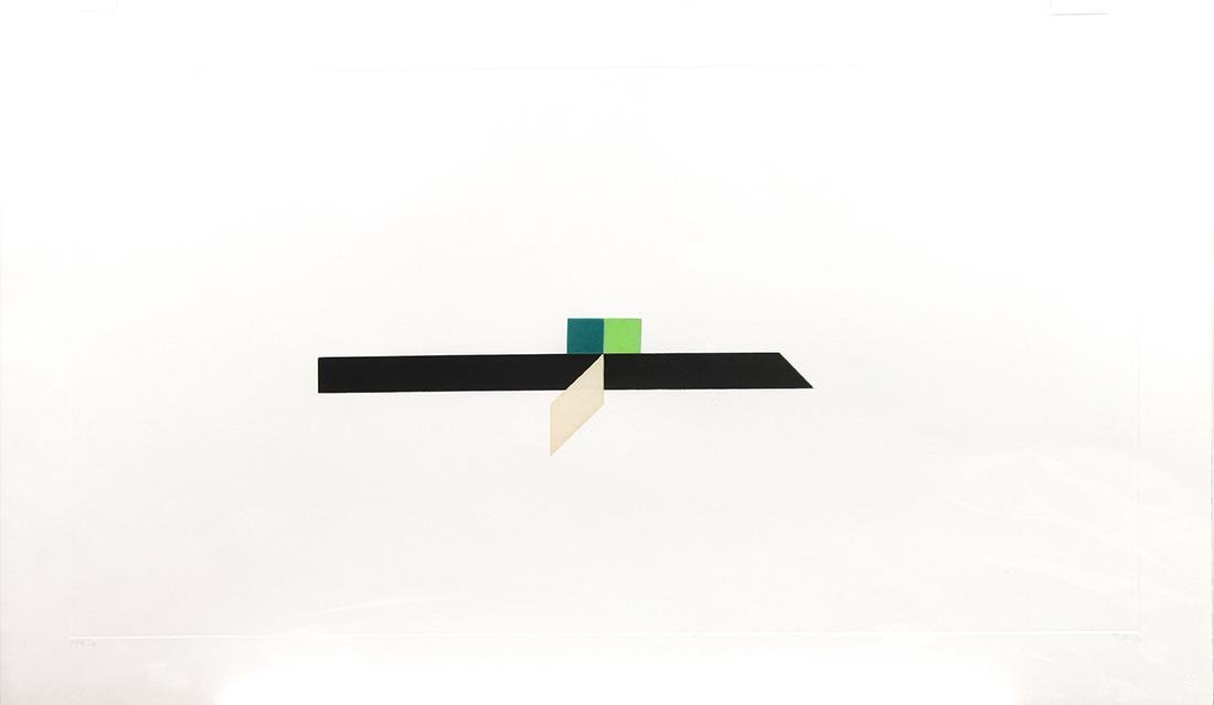 Portoflio, Richard Tuttle, Mandevilla