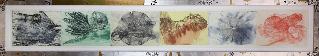 Print, Judy Pfaff