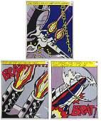 Prints, Roy Lichtenstein