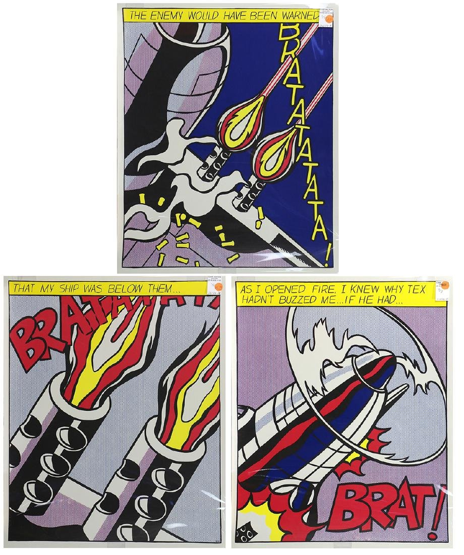 Prints, Roy Lichtenstein