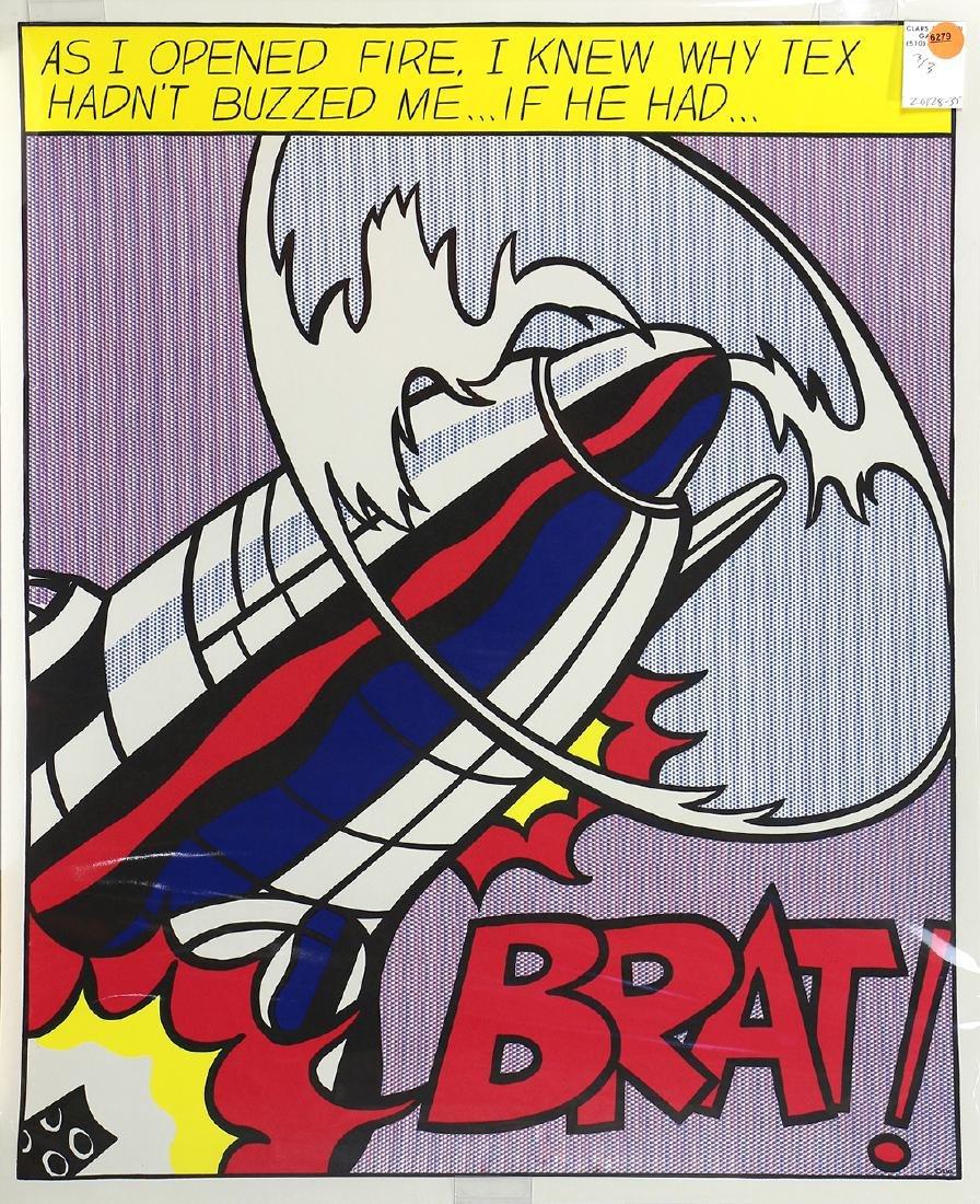 Prints, Roy Lichtenstein - 2