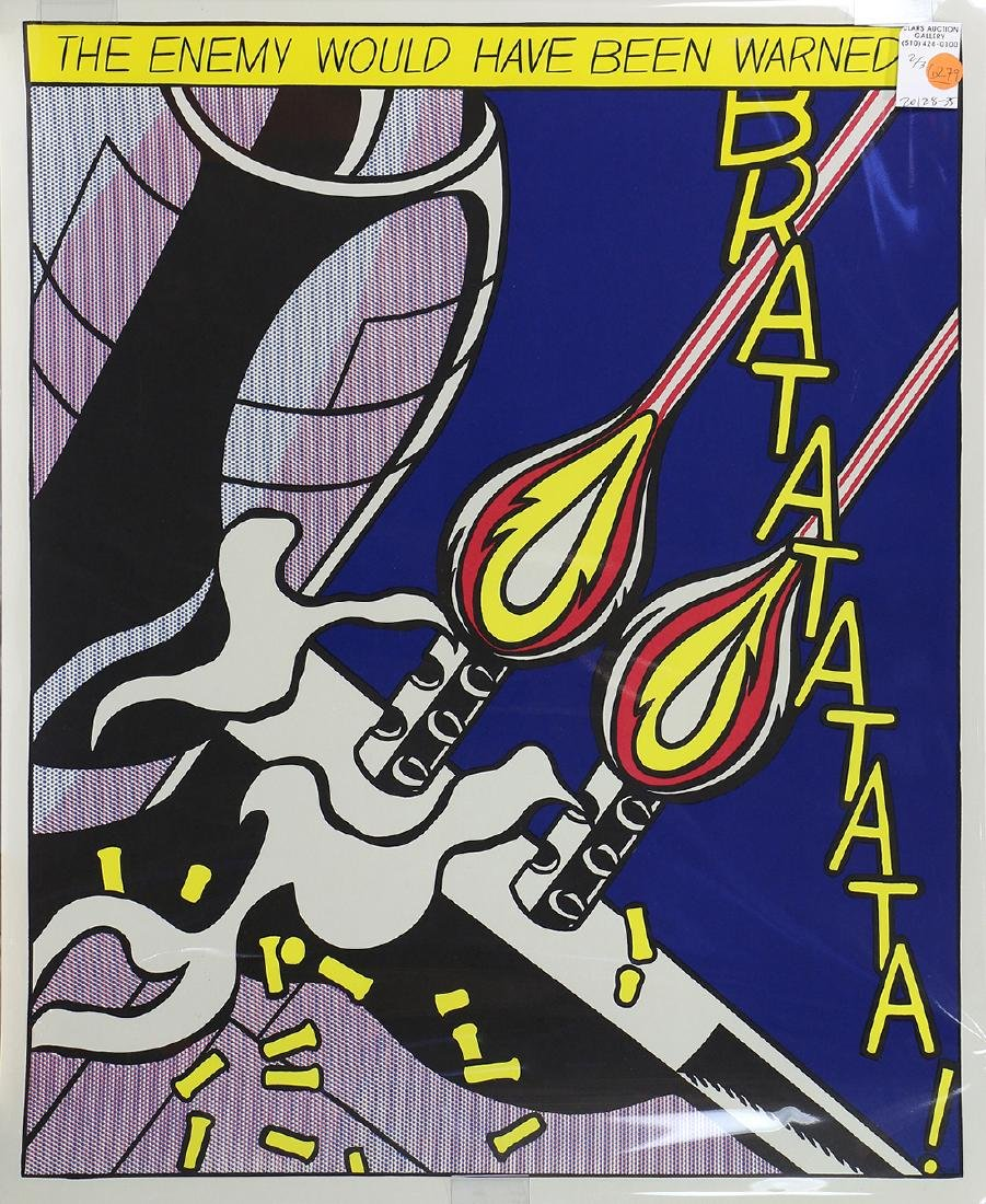 Prints, Roy Lichtenstein - 3