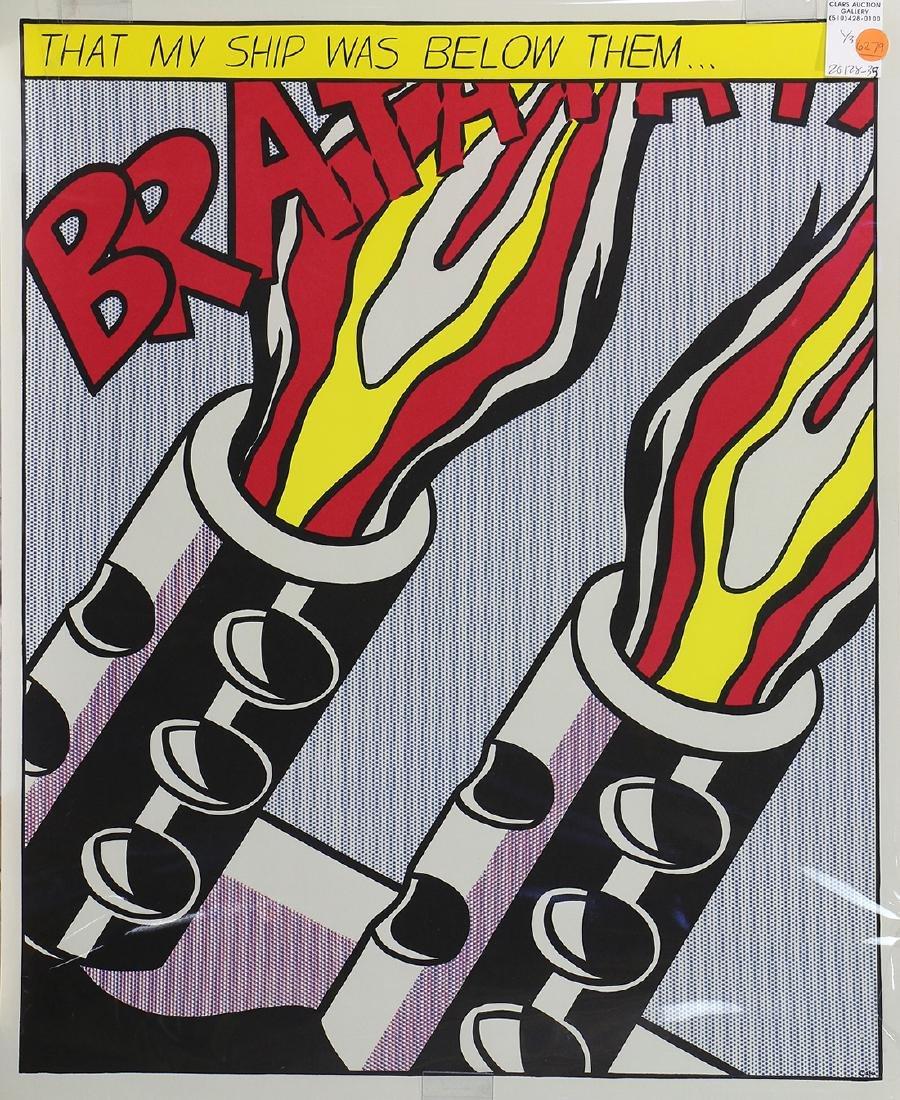 Prints, Roy Lichtenstein - 4
