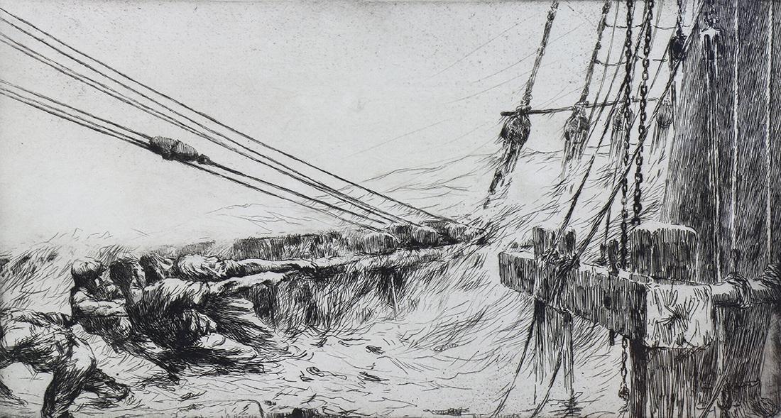 Print, Arthur Briscoe
