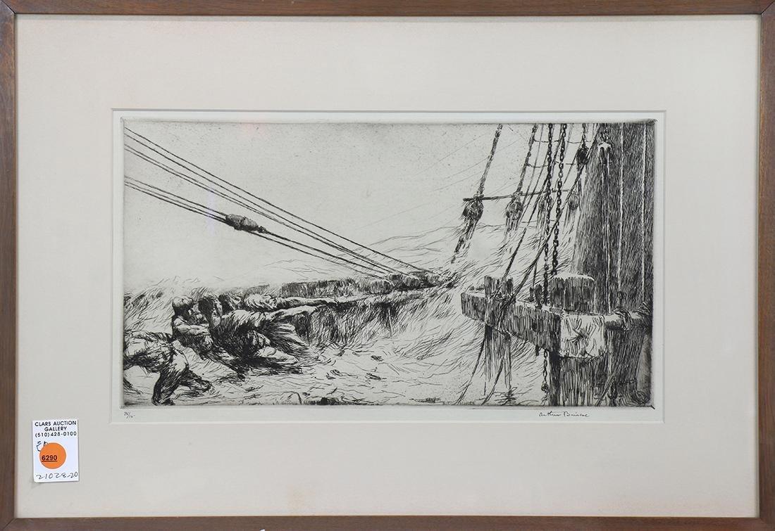 Print, Arthur Briscoe - 2