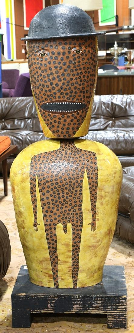 Cermic Sculpture, Wesley Anderegg