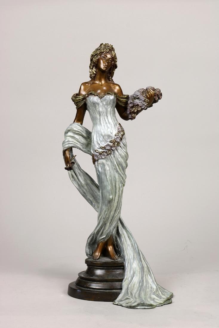 Sculpture, Ira Bruce Reins
