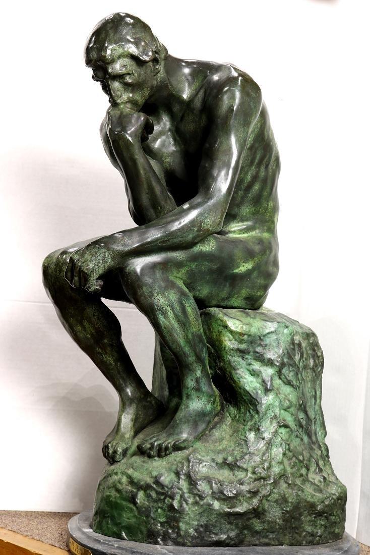 Sculpture, After Auguste Rodin