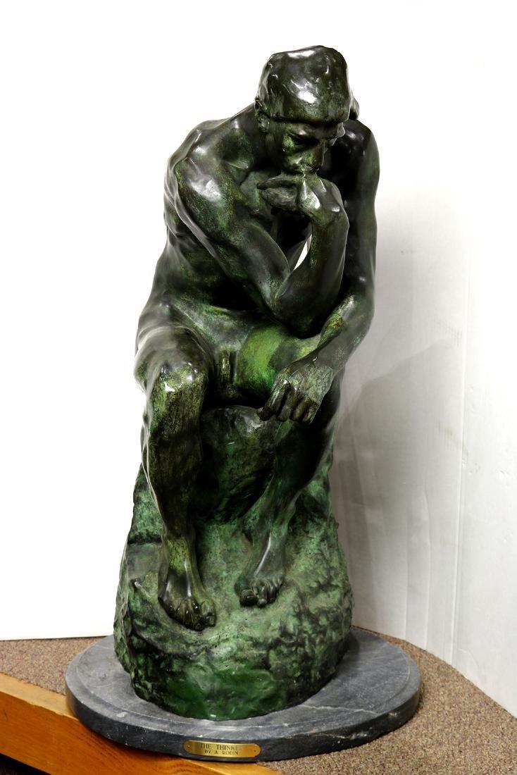 Sculpture, After Auguste Rodin - 2