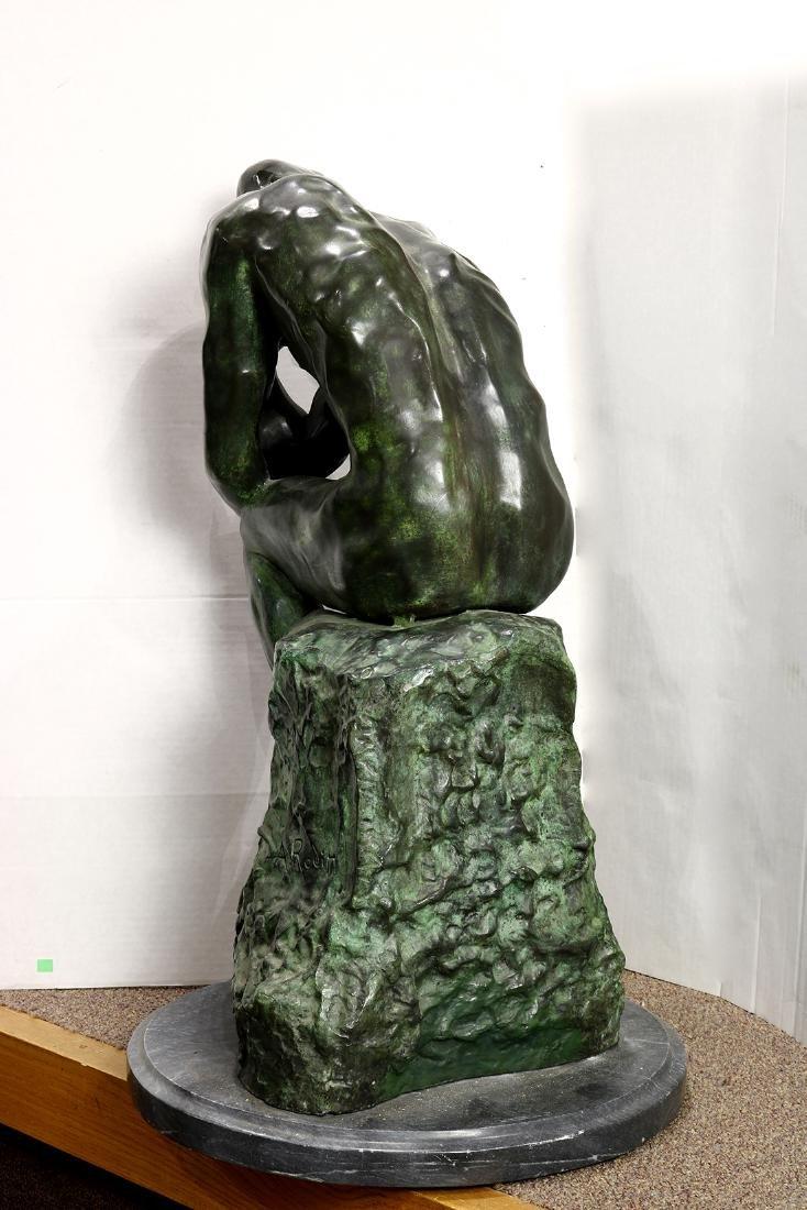 Sculpture, After Auguste Rodin - 4