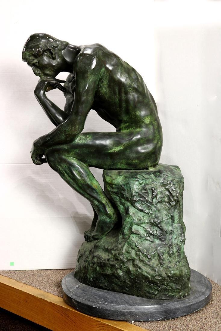 Sculpture, After Auguste Rodin - 5