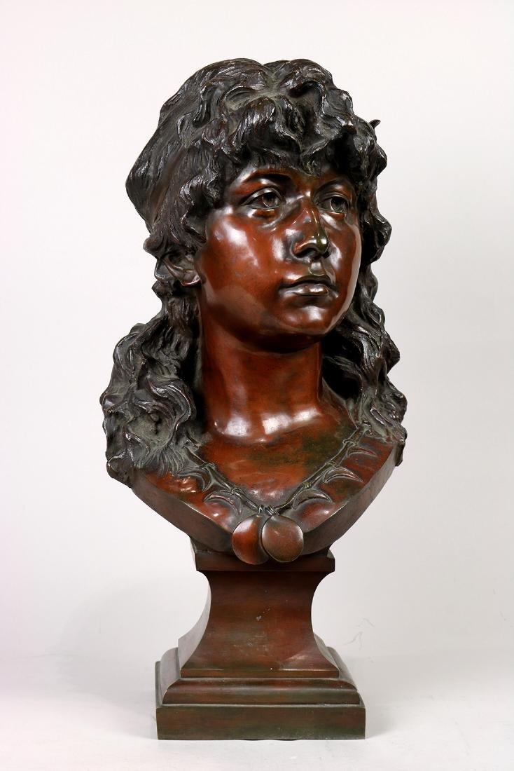 Sculpture, Dominique Van den Bossche