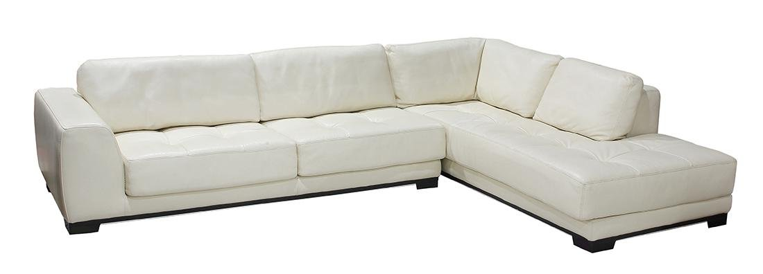 Two piece Roche Bobois sectional sofa