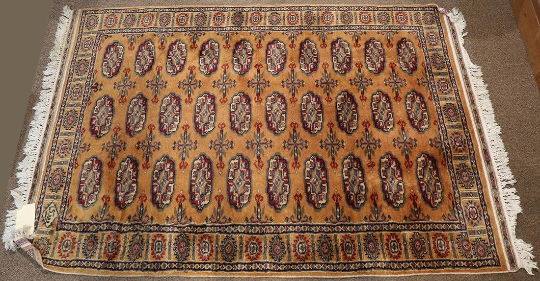 Pakistani Bokhara carpet