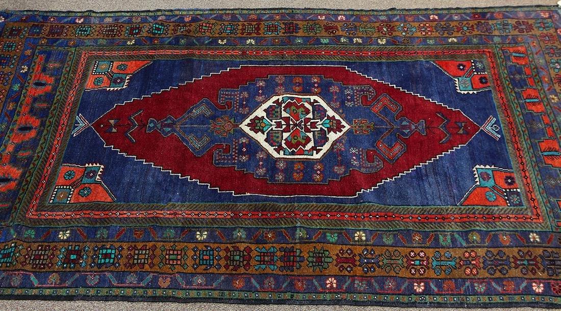 Semi Antique Turkish Milas carpet - 2