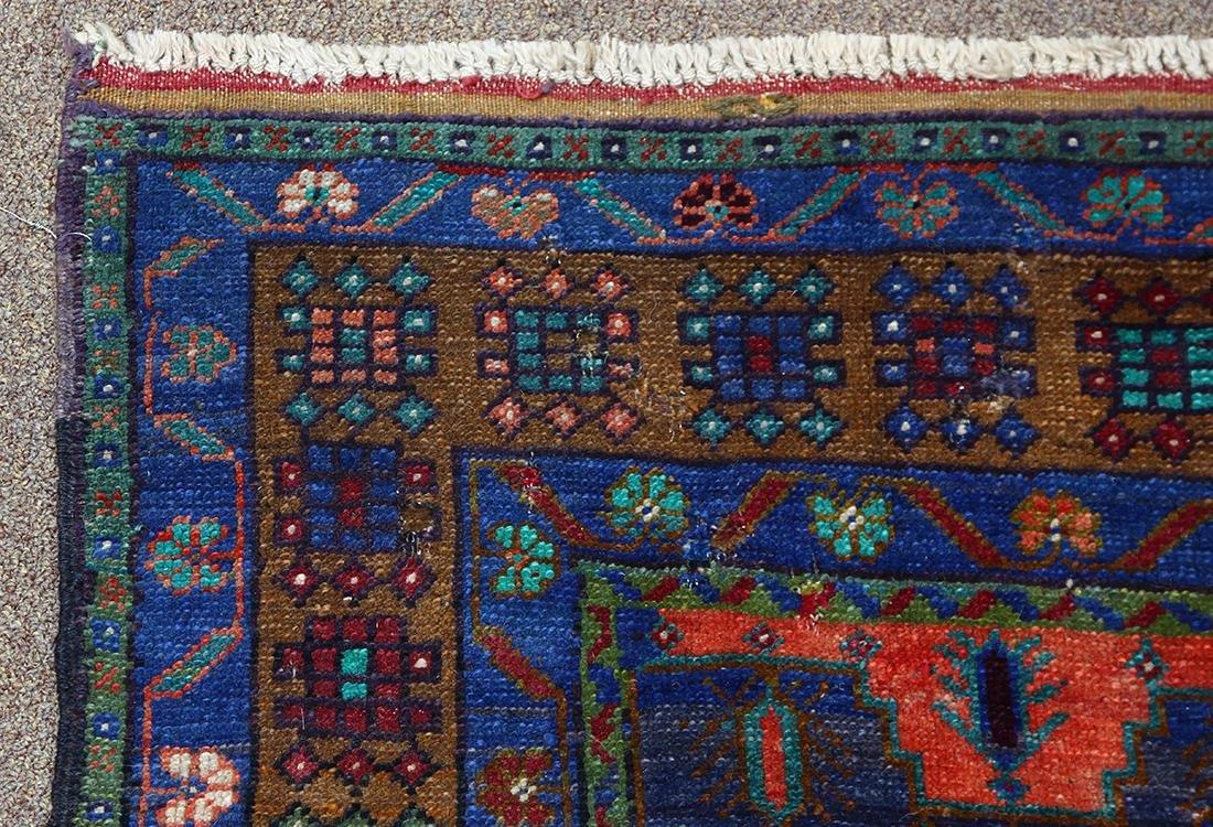 Semi Antique Turkish Milas carpet - 3