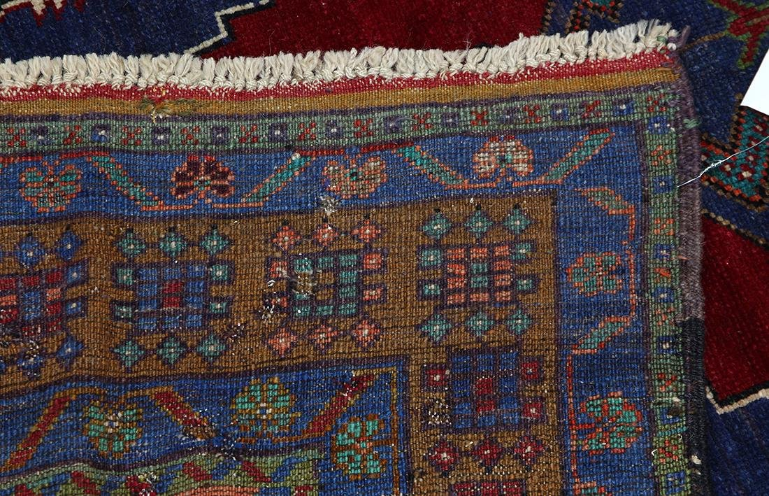 Semi Antique Turkish Milas carpet - 4