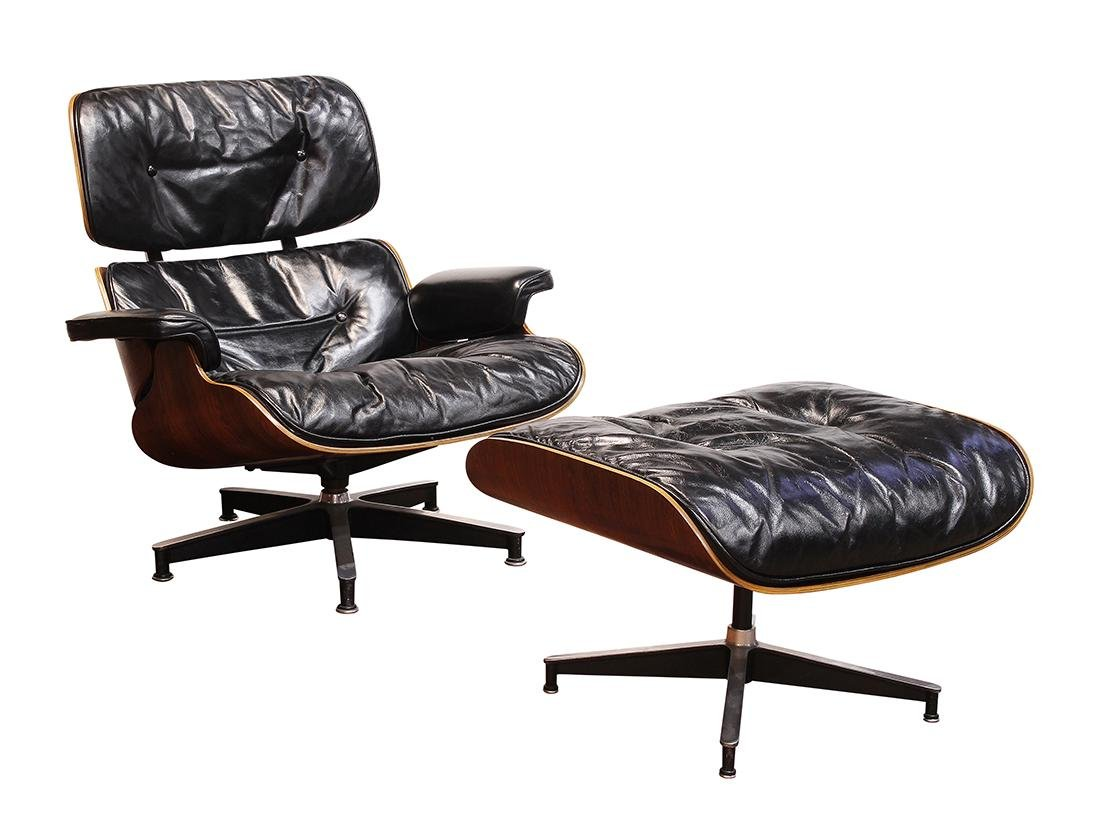 Charles and Ray Eames for Herman Miller model 670 and