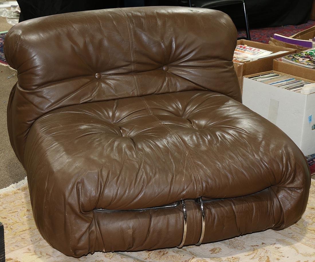 (lot of 4) Tobia Scarpa 'Soriana' for Cassina Furniture