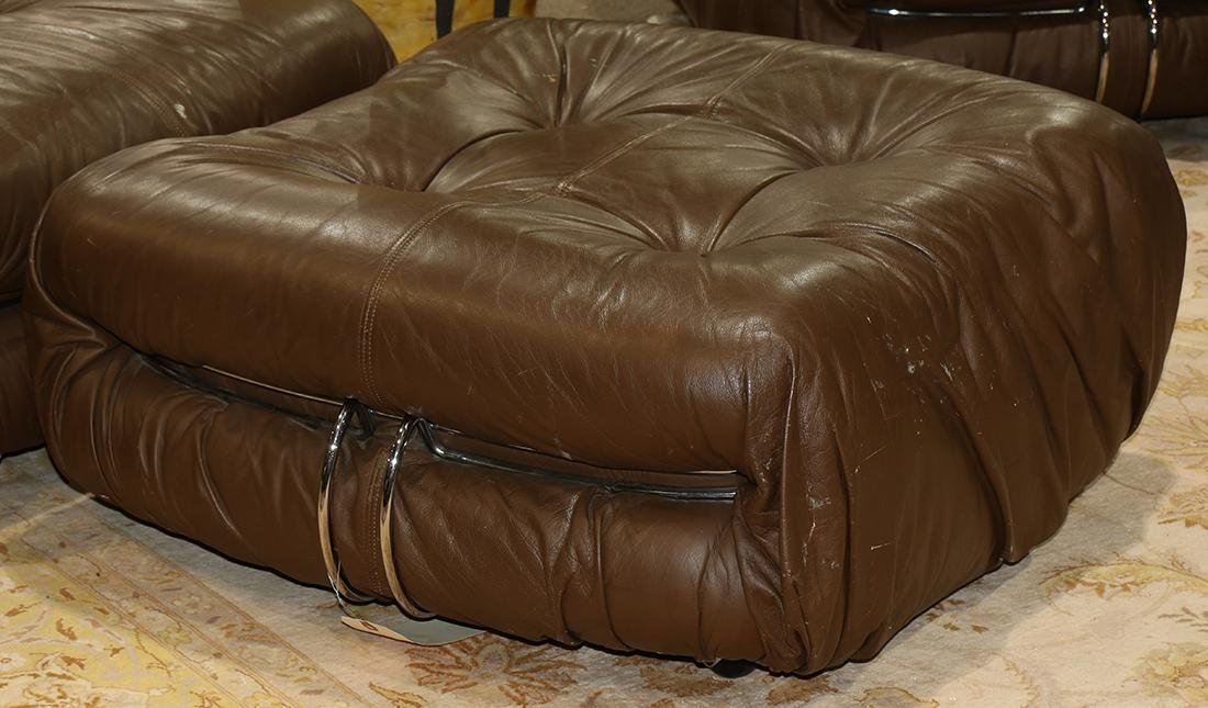 (lot of 4) Tobia Scarpa 'Soriana' for Cassina Furniture - 3