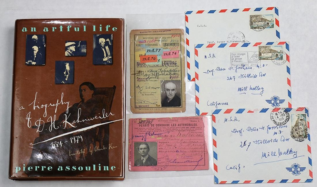 (lot of 3) Collection of ephemera