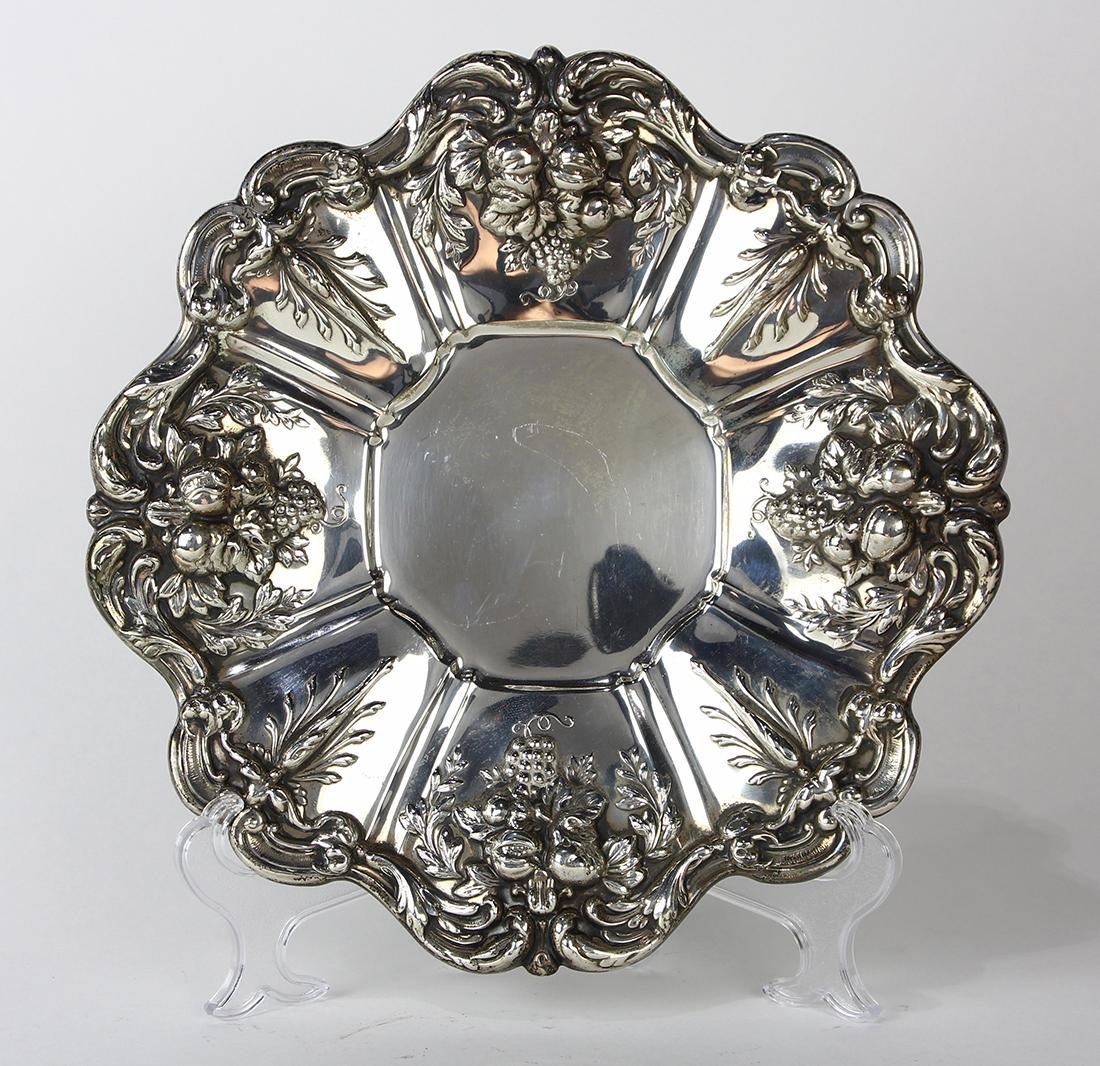 "Reed and Barton sterling silver platter in the""St."