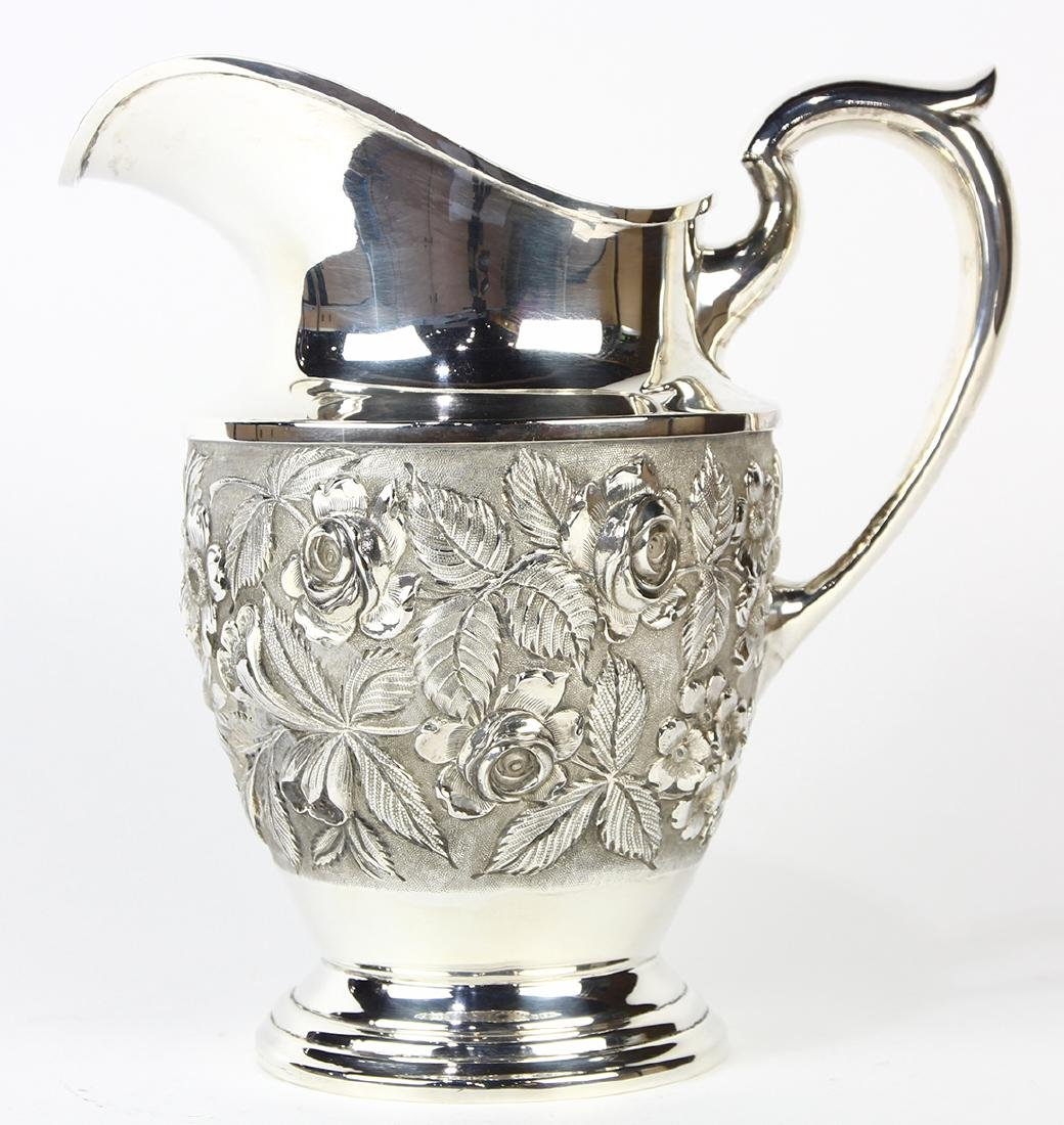 American Schofield Company sterling silver water