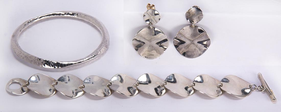 (Lot of 3) Ippolita sterling silver jewelry