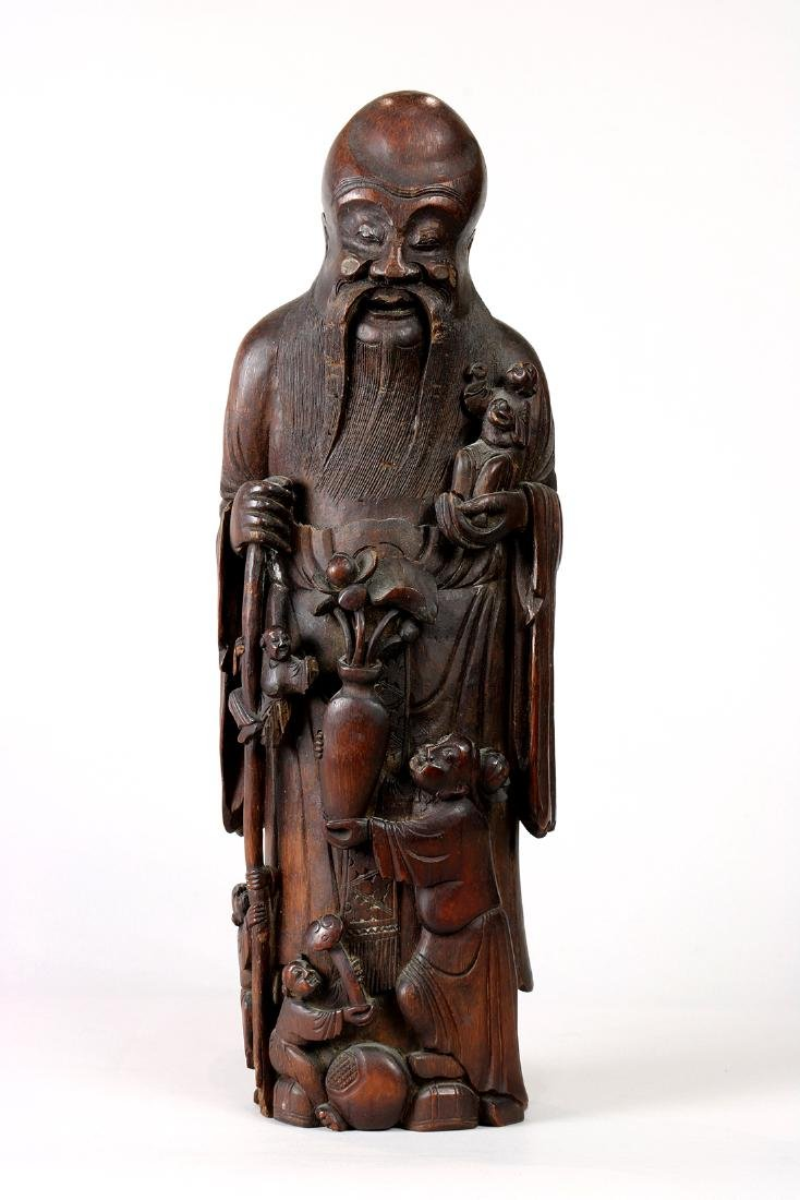 Chinese Bamboo Shoulao