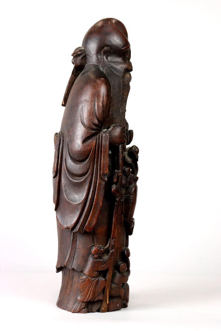 Chinese Bamboo Shoulao - 3