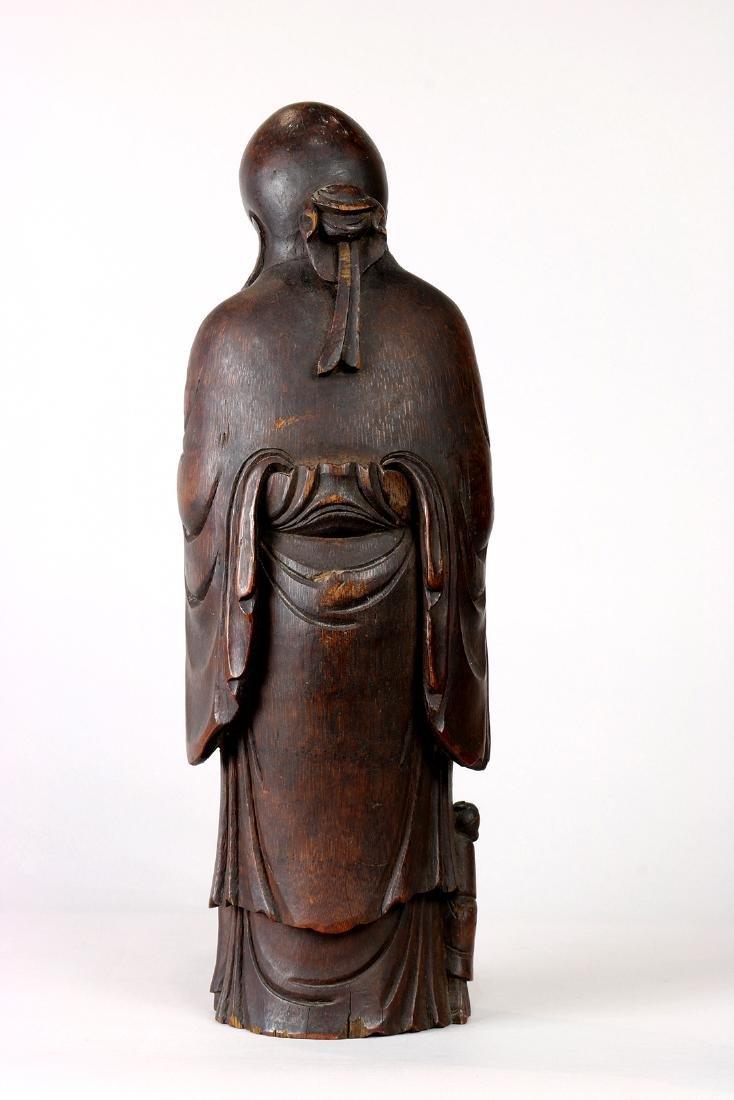 Chinese Bamboo Shoulao - 4