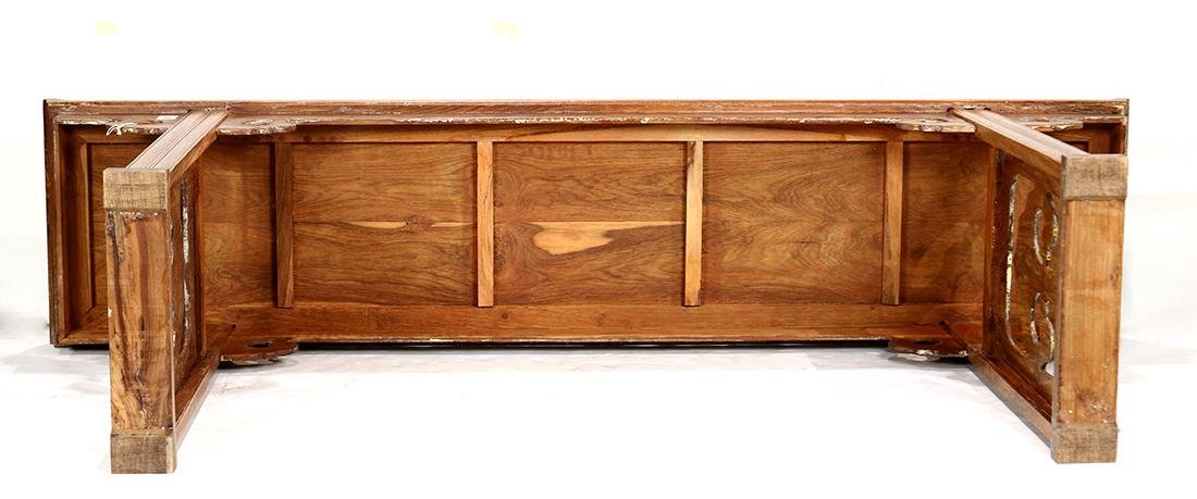 Chinese Wooden Altar Table - 4