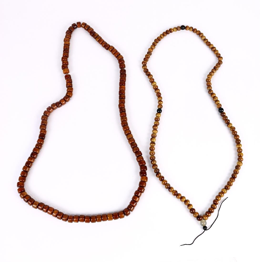 Chinese Prayer Bead Necklaces