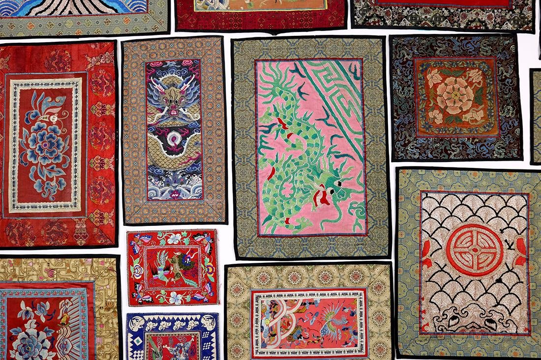 Chinese Textile Fragments - 2