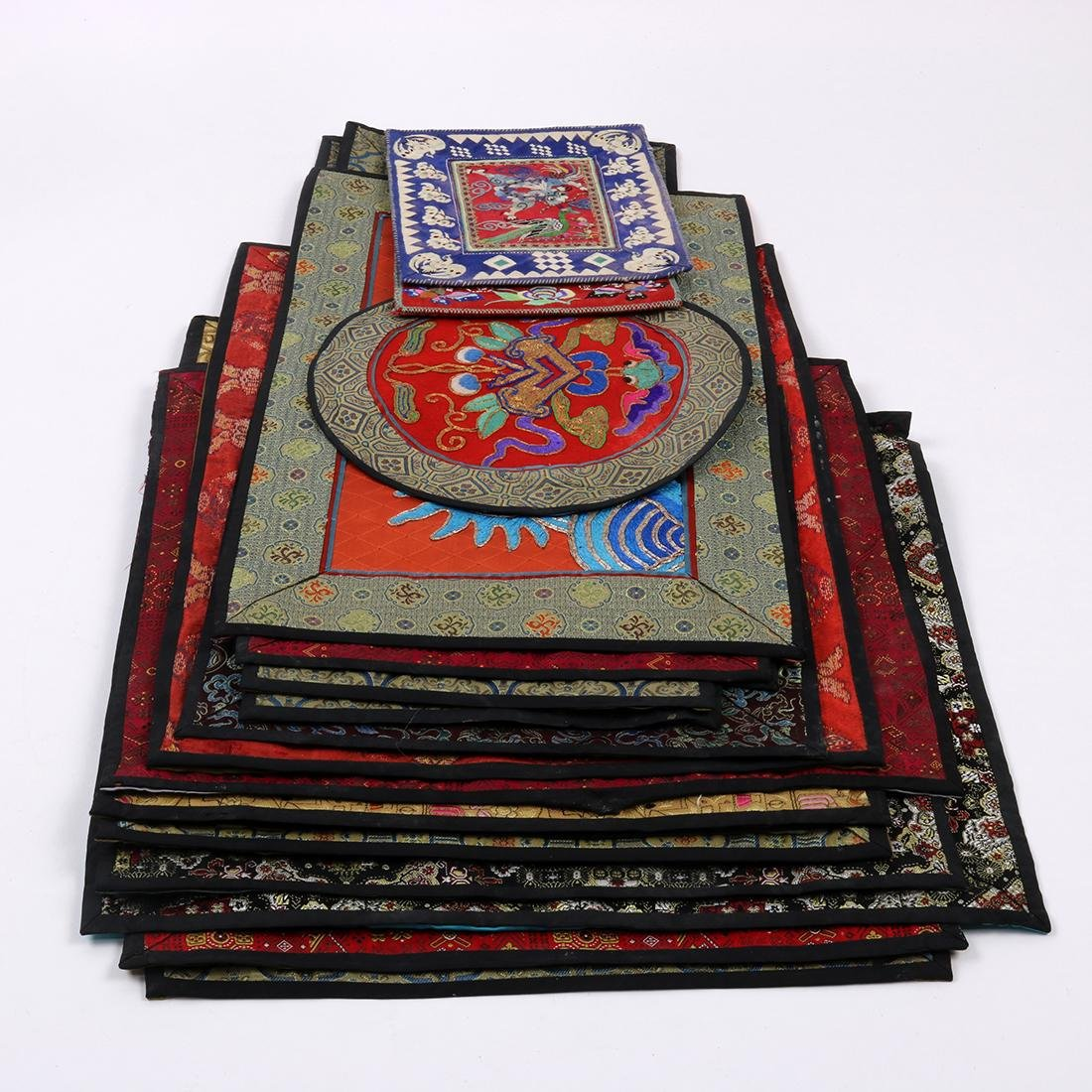 Chinese Textile Fragments - 4
