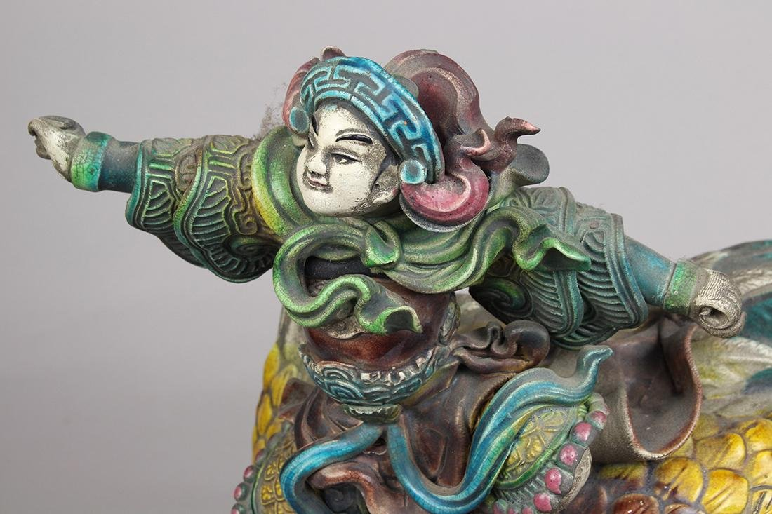 Chinese Ceramic Roof Ornaments - 13