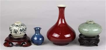 Asian Ceramic Vases/Jars