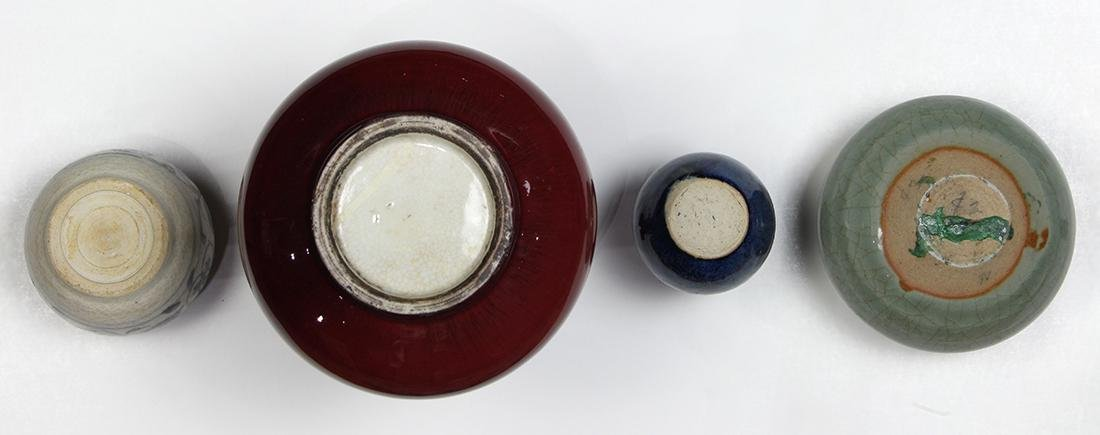 Asian Ceramic Vases/Jars - 3