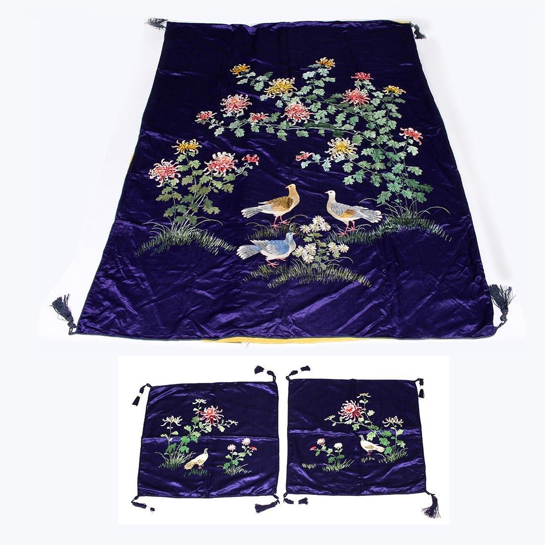 Japanese Silk Large Ofusa