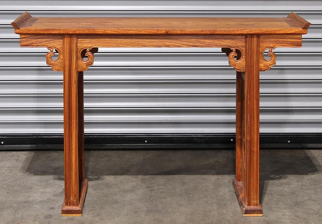 Chinese Hardwood Small Altar Table