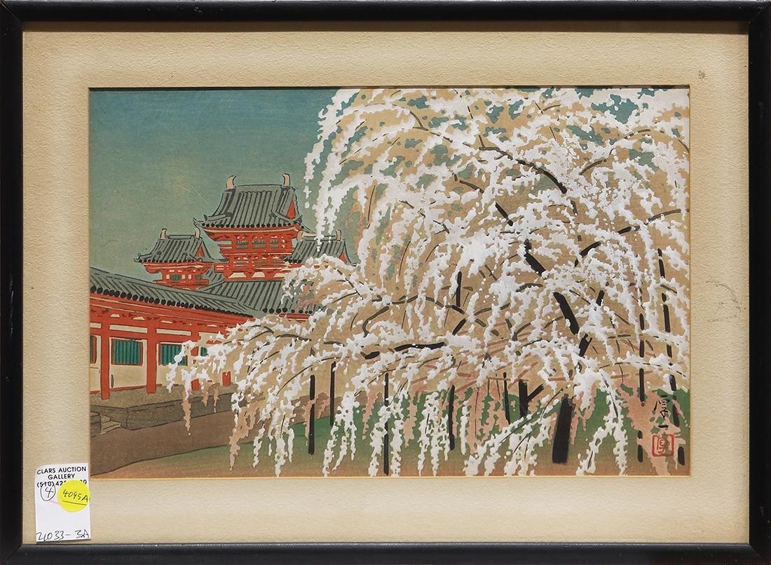 Japanese Modern Woodblock Prints, Okumura, Kawai - 3