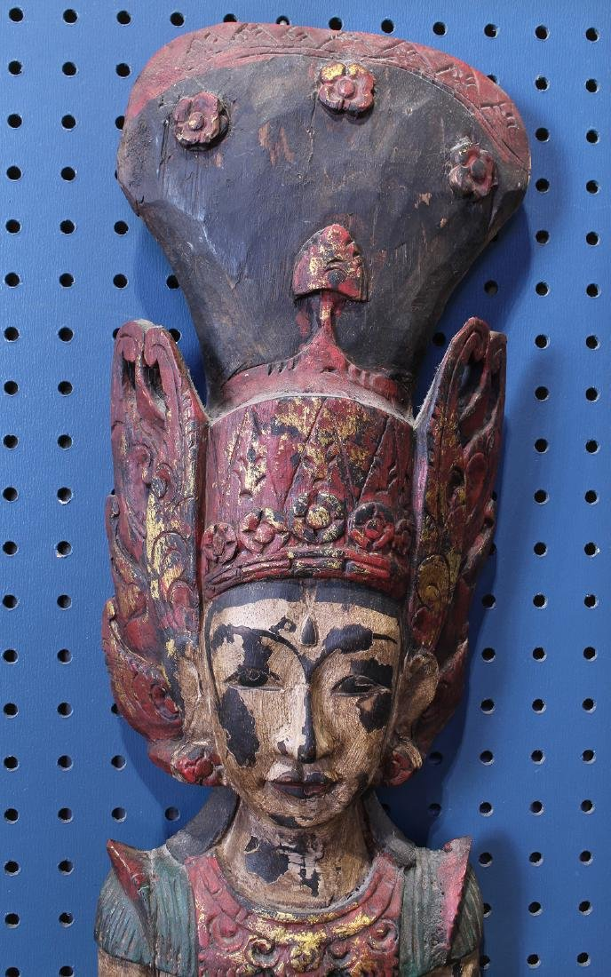 Indonesian Wood Carvings - 5