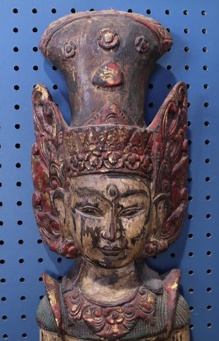 Indonesian Wood Carvings - 6