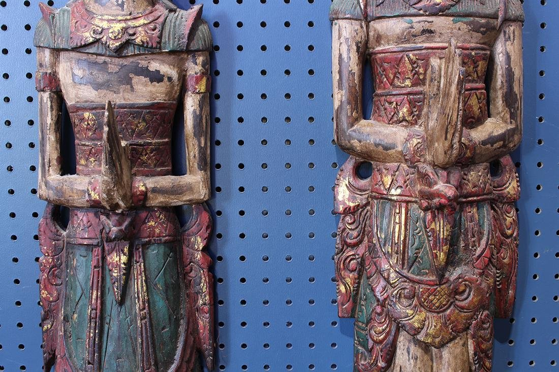 Indonesian Wood Carvings - 7