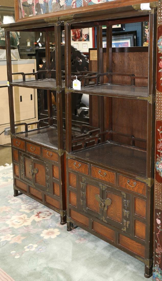 Korean Small Display Shelves