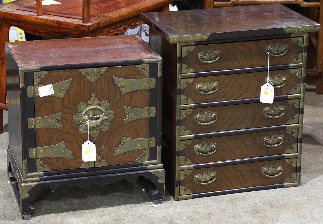 Korean Small Cabinets